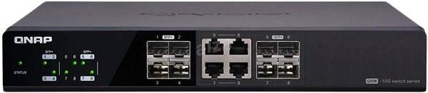 QNAP QSW-804-4C - Switch