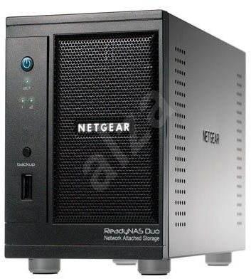 Netgear RND2000 Ready NAS Duo v2 - Chytré domácí úložiště