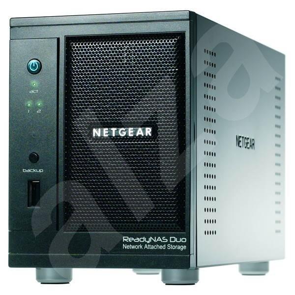 Netgear RND2210 Ready NAS Duo - Datové úložiště