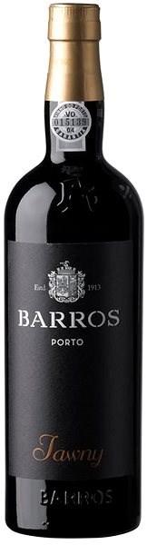 BARROS Tawny Porto 750 ml - Víno
