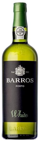 BARROS White Porto 750 ml - Víno