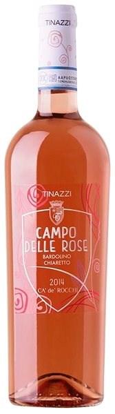 TINAZZI Campo delle Rose Bardolino Chiaretto DOP 750 ml - Víno