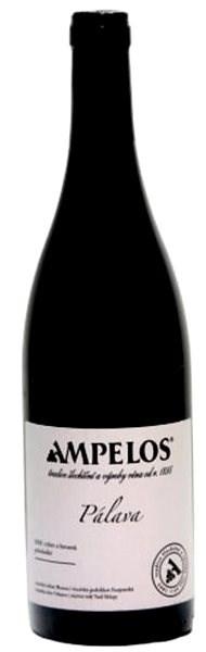 AMPELOS Pálava výběr z hroznů 750 ml - Víno