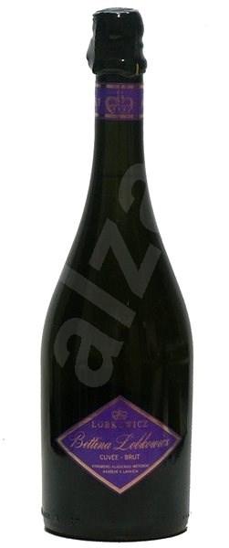 BETTINA LOBKOWICZ Burgundské Cuvée sekt brut 750 ml - Šumivé víno