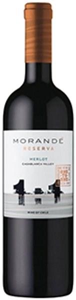 MORANDÉ Merlot Reserva 750 ml - Víno