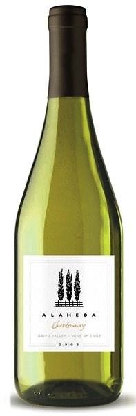 MORANDÉ Alameda Chardonnay 2019 750 ml - Víno