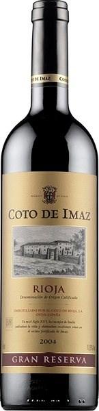EL COTO DE IMAZ Gran Reserva 2011 750 ml - Víno