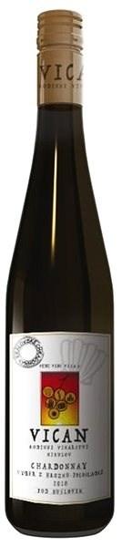 VICAN Chardonnay výběr z hroznů 750 ml - Víno