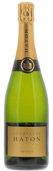 JEAN NOEL HATON Champagne Réserve Brut 750 ml - Šampaňské