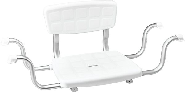 Vitility 70110830 Bath seat with backrest adjustable - Support