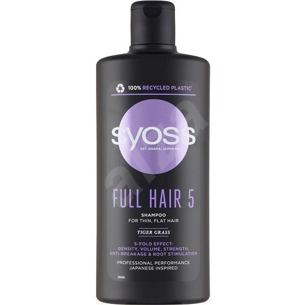 b8a945b3e9 SYOSS Full Hair 5 (500 ml) - Šampon