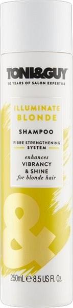 TONI&GUY Illuminate Blonde Shampoo 250 ml - Šampon