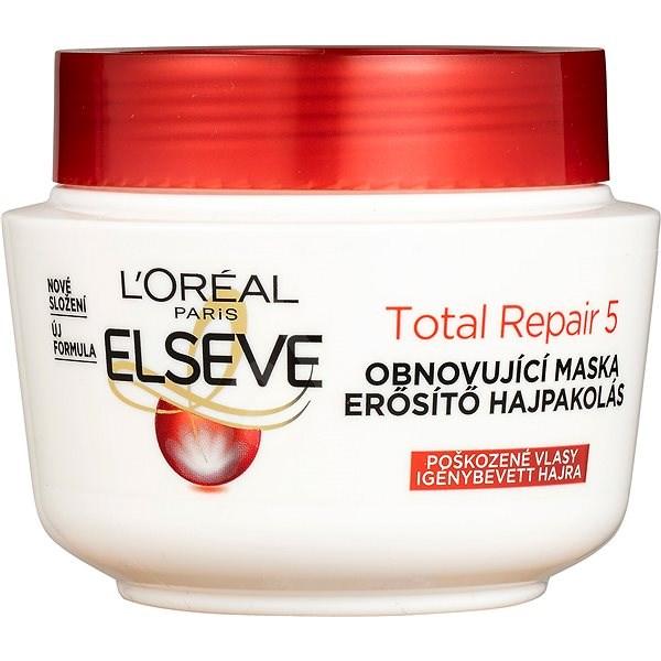 L´ORÉAL ELSEVE Full Repair5 regenrační maska na jemné vlasy 300 ml - Maska  na 94e6e5e27c5