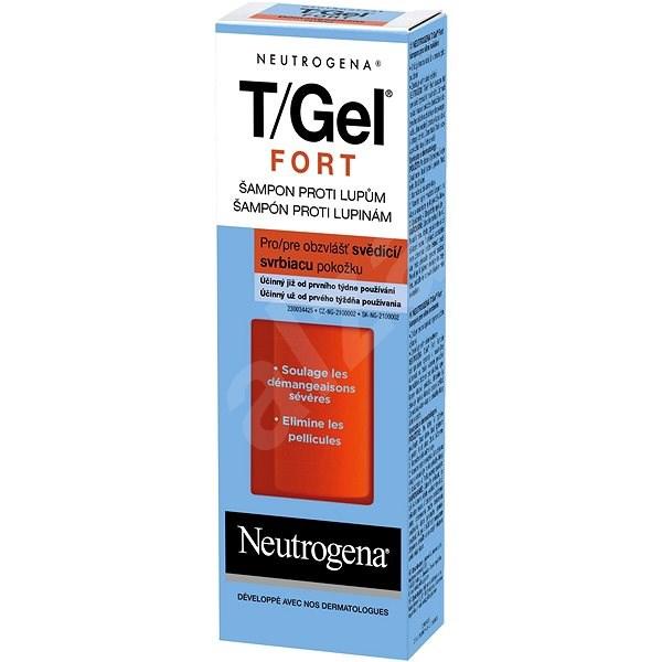 NEUTROGENA T/Gel Fort Anti-Dandruff 125 ml - Šampon
