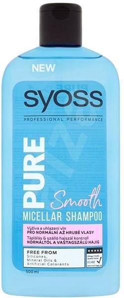 SYOSS Shampoo Pure Smooth 500 ml - Šampon