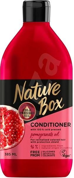 NATURE BOX Pomegranate Conditioner 385 ml - Kondicionér