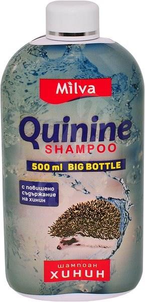 MILVA Chinin Shampoo 500 ml - Přírodní šampon