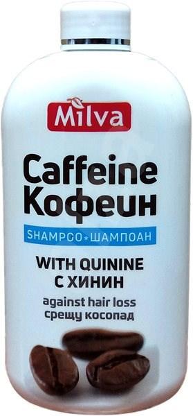 MILVA Chinin a Kofein 500 ml - Přírodní šampon