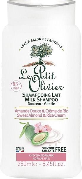 LE PETIT OLIVIER Soin Douceur 250 ml - Přírodní šampon