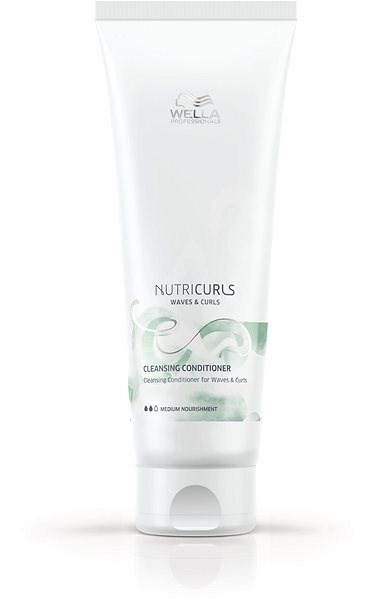 WELLA PROFESSIONALS Nutricurls Cleansing Waves&Curls Conditioner 250 ml - Kondicionér