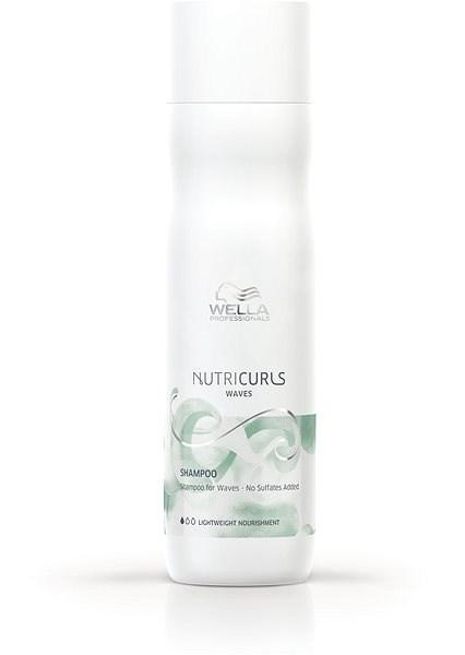 WELLA PROFESSIONALS Nutricurls Waves 250 ml - Šampon