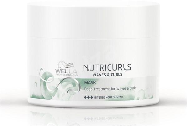 WELLA PROFESSIONALS Nutricurls Waves & Curls 150 ml - Maska na vlasy