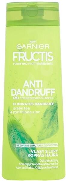 GARNIER Fructis Antidandruff 2v1 Strengthening Shampoo 400 ml - Šampon