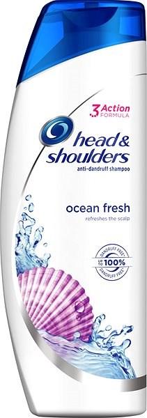 HEAD&SHOULDERS Ocean Energy 400 ml - Šampon
