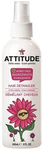 ATTITUDE Sprej pro snadné rozčesávání vlásů s vůní Sparkling Fun 240 ml - Sprej na vlasy