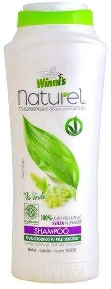 WINNI´S Naturel Shampoo The Verde 250 ml - Přírodní šampon