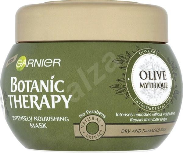 GARNIER Botanic Therapy Olive 300 ml - Maska na vlasy