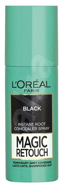LOREAL PARIS Magic Retouch 1 Black 75 ml - Root Spray