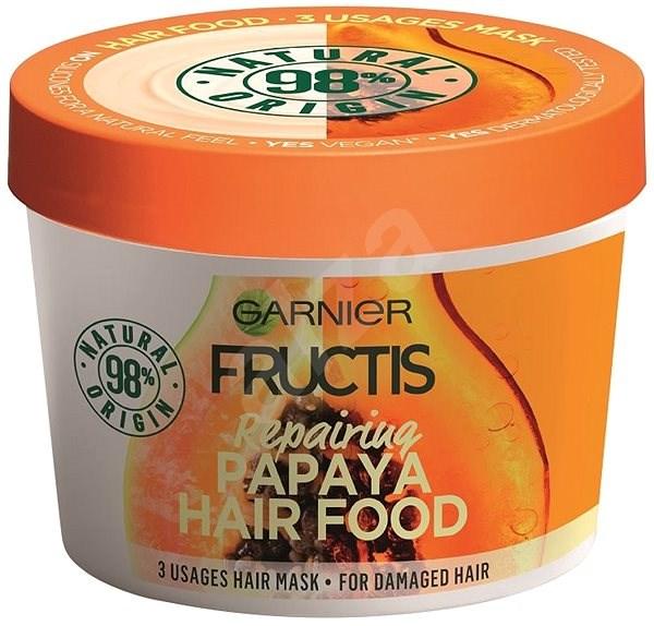 GARNIER Fructis Papaya Hair Food 390 ml - Maska na vlasy  e3b802d82db