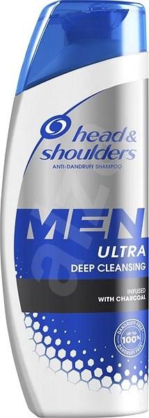 HEAD&SHOULDERS Men Ultra Sport Fresh 270 ml - Šampon pro muže