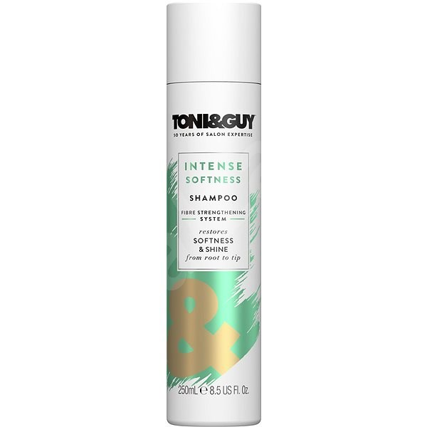 TONI&GUY Intense Softness Shampoo 250 ml - Šampon