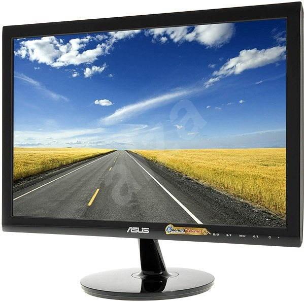 "19"" ASUS VS198D - LCD monitor"