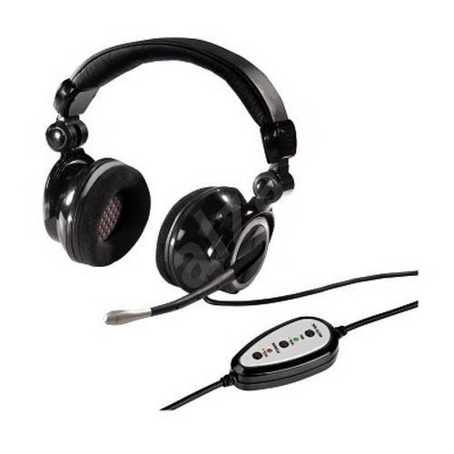 Hama 5.1 Surround Headset Triton USB - Sluchátka