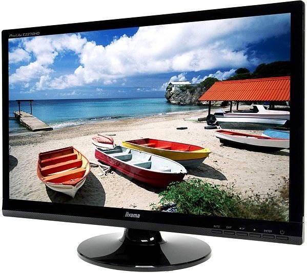 """21.5"""" iiyama ProLite E2278HD - LCD monitor"""