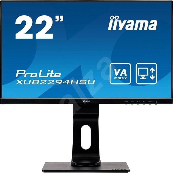 """21.5"""" iiyama XUB2294HSU-B1 - LCD monitor"""