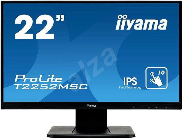 "21.5"" iiyama ProLite T2252MSC-B1 - LCD monitor"