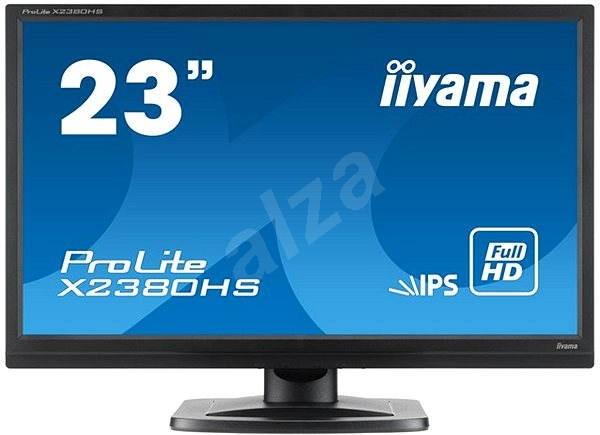 "23"" iiyama ProLite X2380HS - LCD monitor"