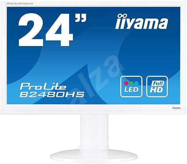 "24"" iiyama ProLite B2480HS-W2 - LCD monitor"