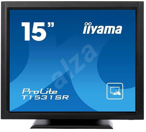 """15"""" iiyama ProLite T1531SR-B3 Touchscreen černý - LCD monitor"""