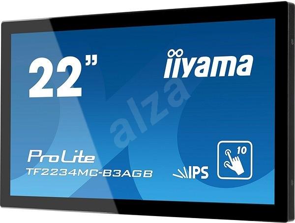 "21.5"" iiyama ProLite TF2234MC-B3AGB MultiTouch - Dotykový LCD monitor"