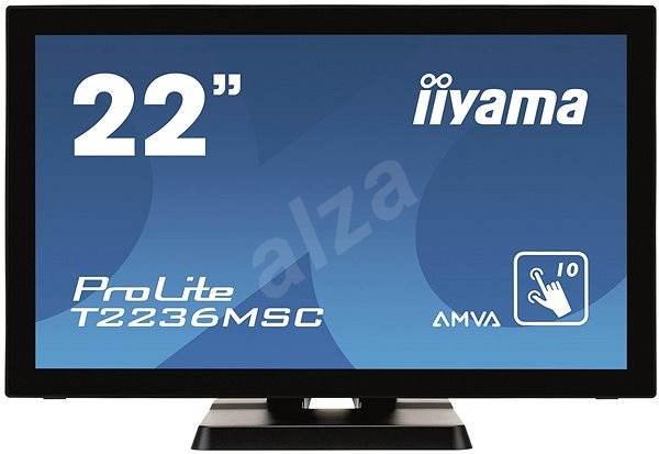 "21.5"" iiyama ProLite T2236MSC MultiTouch - LCD monitor"