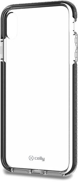 CELLY Hexagon pro Apple iPhone XS Max černý - Kryt na mobil