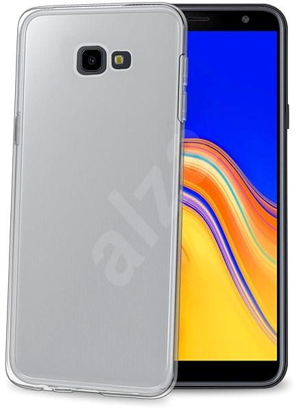 CELLY Gelskin pro Samsung Galaxy J4+ bezbarvý - Kryt na mobil