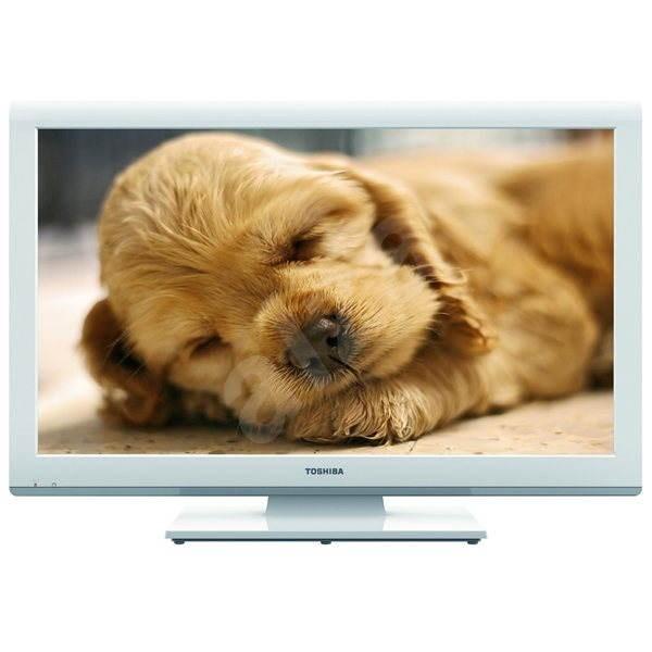 "23"" Toshiba 23DL934G + DVD - Televize"