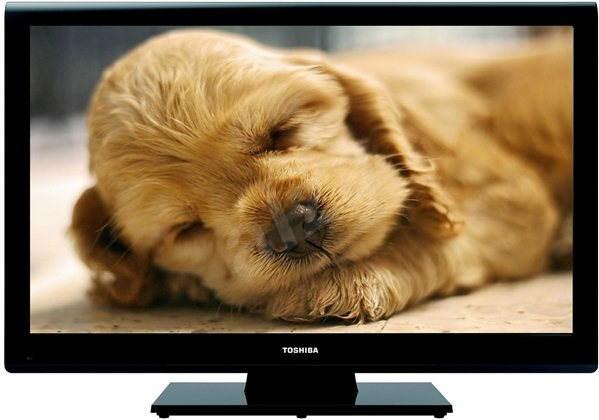 "26"" Toshiba 26DL933G + DVD - Televize"