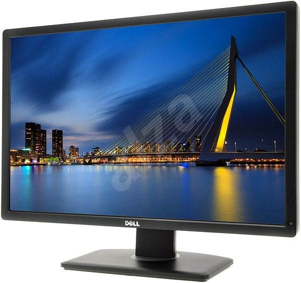 "24"" Dell UltraSharp U2412M Black - LCD monitor"